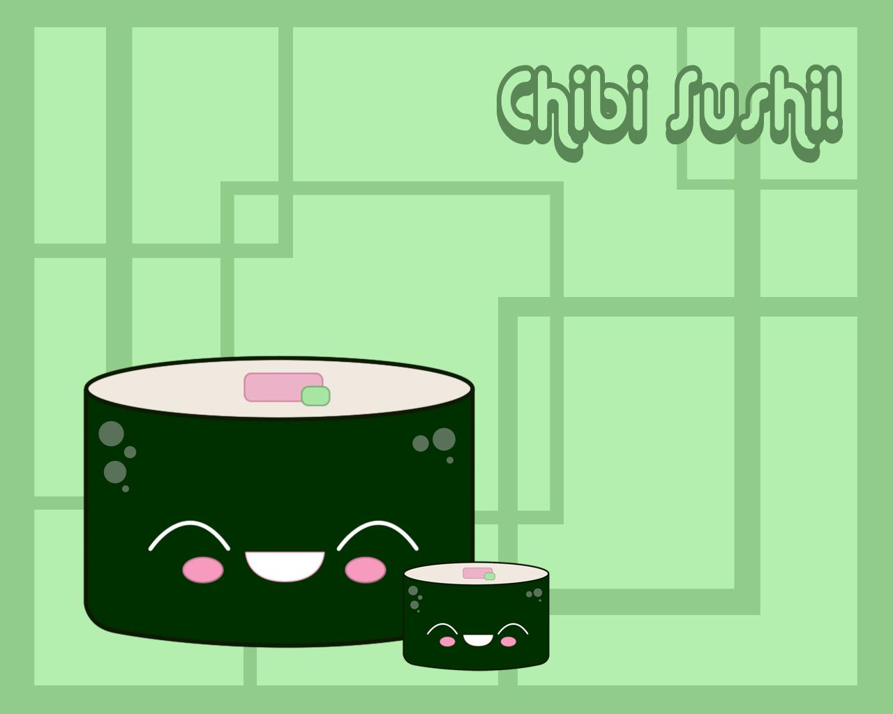 Chibi Sushi