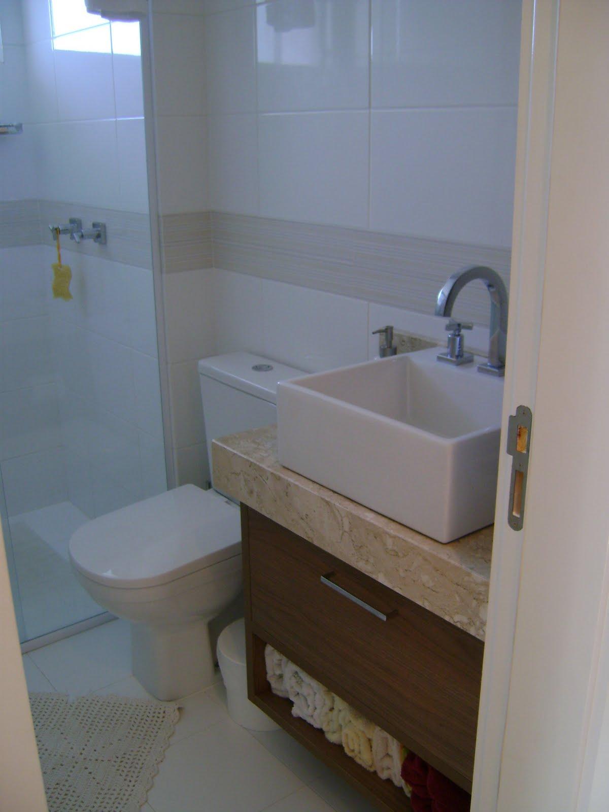 Só uma pitadinha do meu banheiro ainda falta o mega espelho que vai  #2A50A1 1200 1600