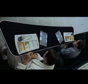 Los tablets de 2001: Una odisea en el espacio