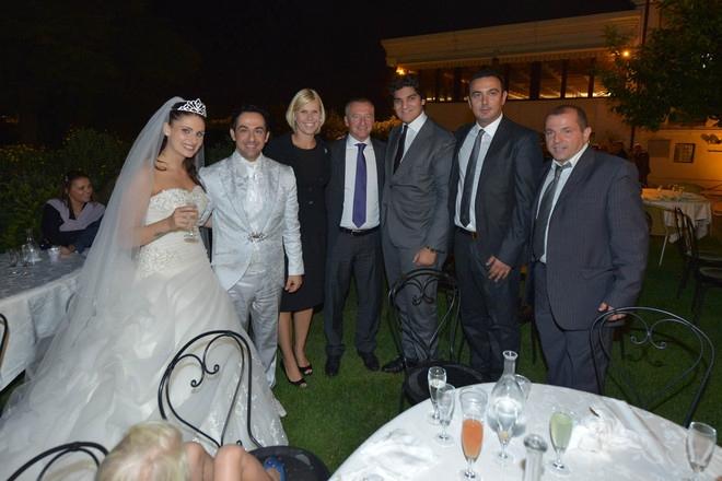 Matrimonio Romano Alberto Angela : Oggi sposi piero mazzocchetti matrimonio del