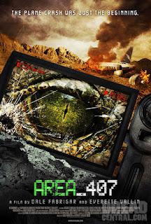 Poster de Area 407