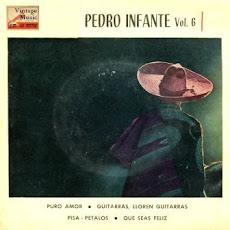 Pedro Infante canta: Guitarras Lloren Guitarras
