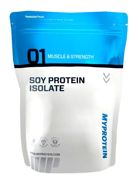 Sojaproteinisolat - Vanille, Neutral, Erdbeersahne, Schoko