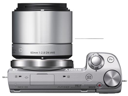 sony nex-5r sigma 60mm macro