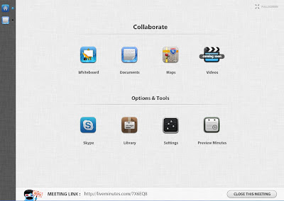 Live Minutes Review, Free Web Conferencing Software
