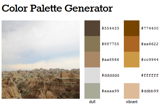 House Color Palette Generator Serenity Now Highlighted Weekend Links Share Your Best