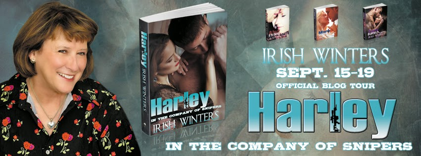 Harley Blog Tour