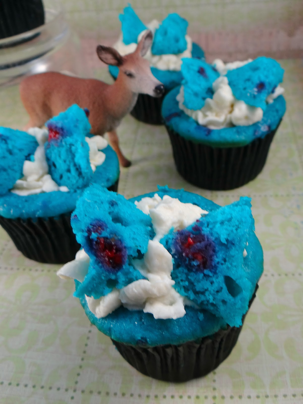 Blue Raspberry Cake Mix