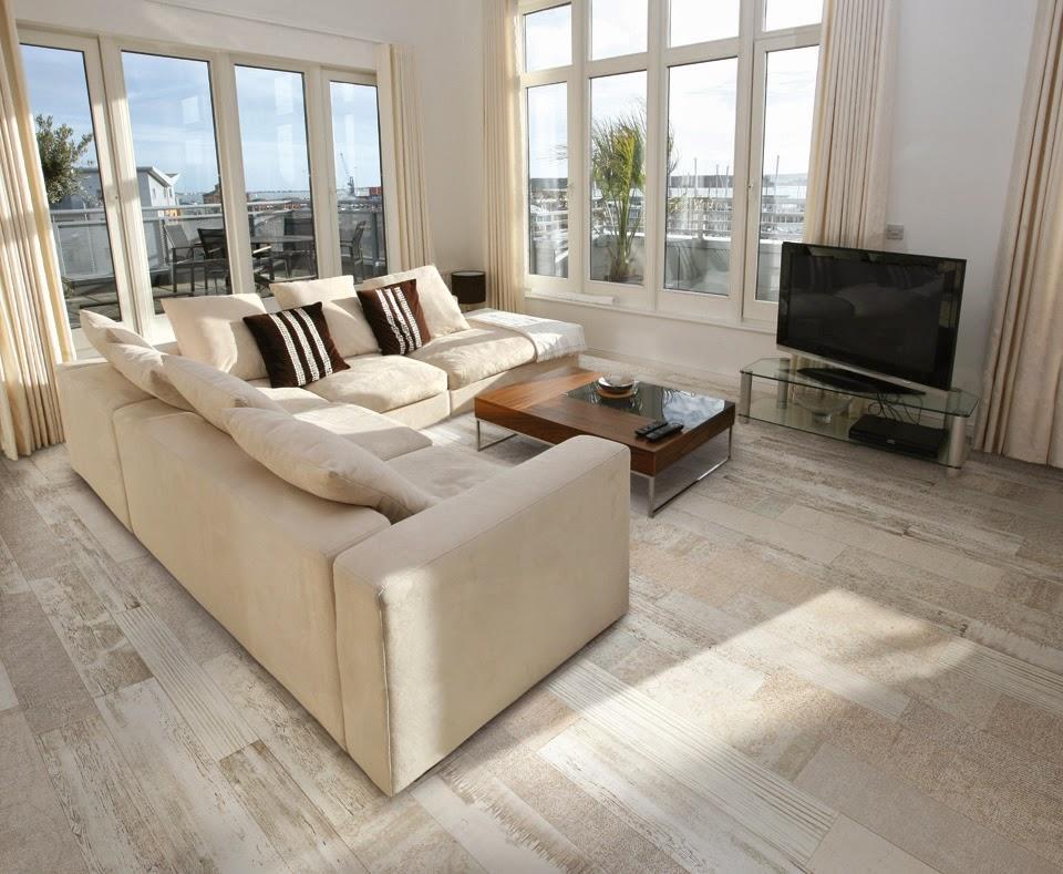 Contigiani nuevos modelos destonalizados de porcellanatos - Vinilo para piso simil madera ...