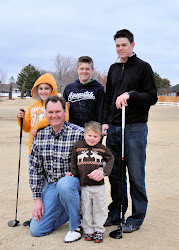 FAMILY GOLF FOR ALL SEASONS