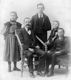 James L. Marvin Family
