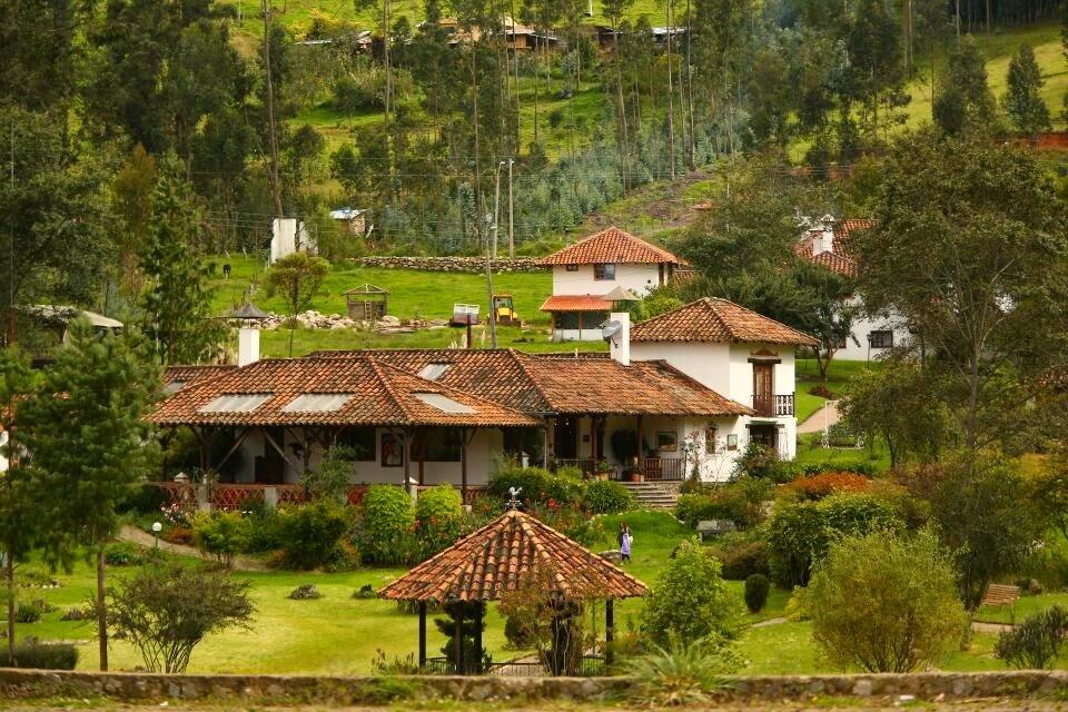 Hosterías turísticas en Cuenca – Hostería Caballo Campana