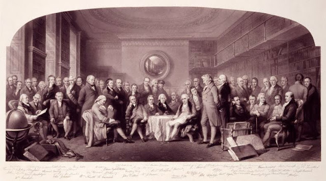 Men of Science, 1807