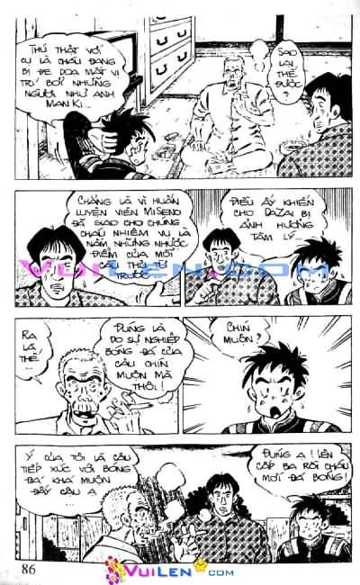 Jindodinho - Đường Dẫn Đến Khung Thành III Tập 61 page 86 Congtruyen24h
