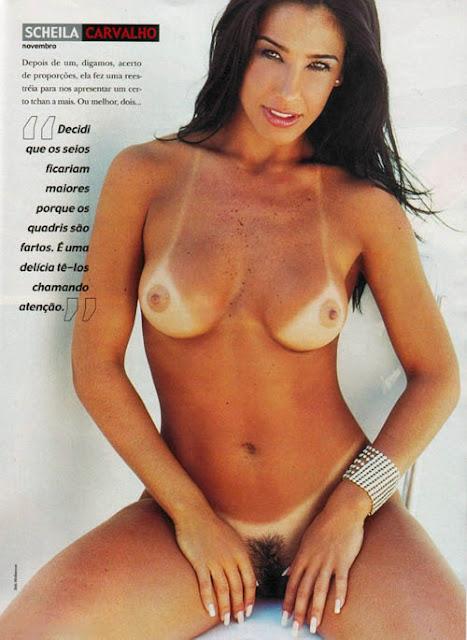 Jaqueline Carvalho Playboy