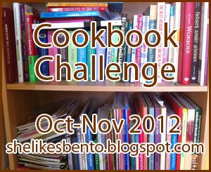 Cookbook Challenge!