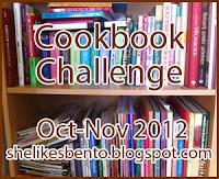 Cookbook Challenge Complete!