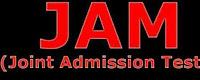 IIT JAM Online Application Form