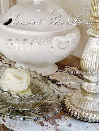 Magazine jeanne d'Arc Living