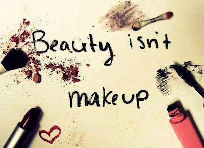 Beauty is not Makeup