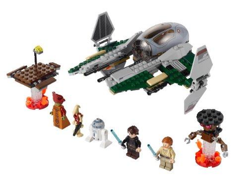 Lego star wars set 239494 anakins jedi interceptor