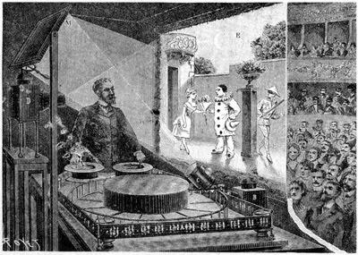 Teatro óptico de Émile Reynaud