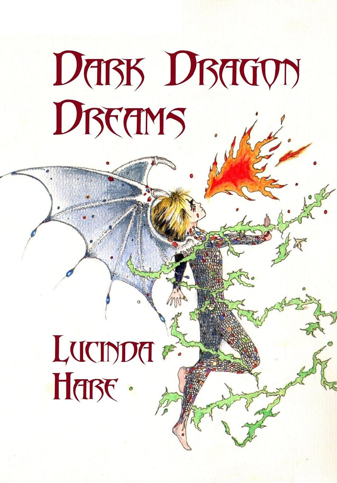 Dark Dragon Dreams  (young adult+)