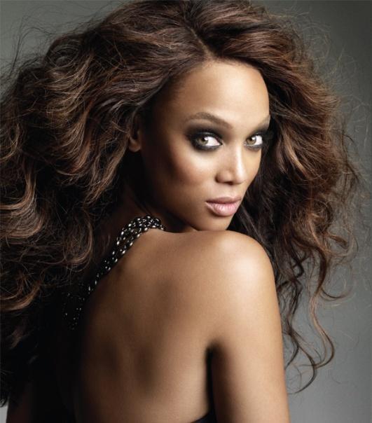 Tyra Banks Clothing Line: Tyra Banks Makeup Look 2012