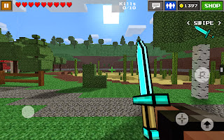 Pixel Gun 3D PRO Minecraft Ed. v3.12.1