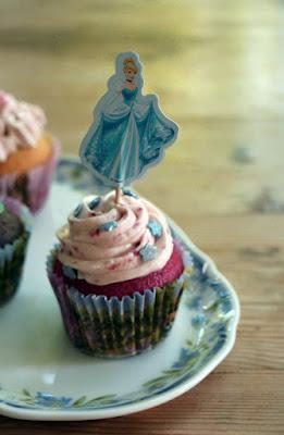 Disney Cupcakes Cinderella