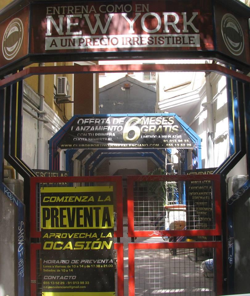 Prensaboxeo valenciano ultima su proyecto club deportivo - Proyecto club deportivo ...