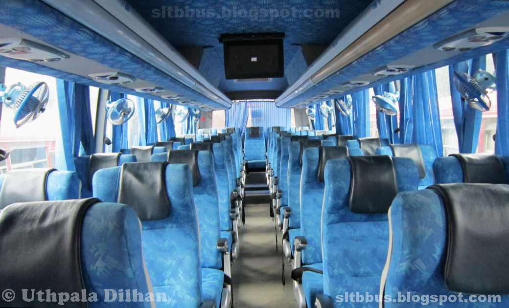 Gampaha / Katunayake Sri Lanka  city images : ... Ashok Leyland Viking AC luxury bus from SLTB Gampaha Regional office