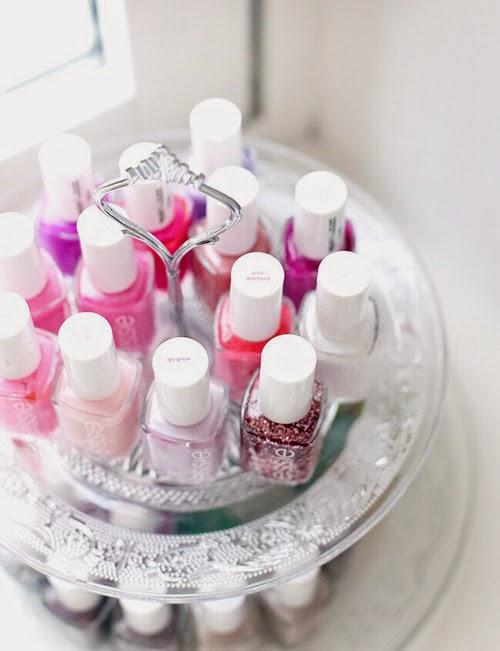 This is me nail polish blog come organizzare i nostri - Porta smalti ikea ...