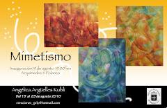 INVITACION EXPOSICIÓN MIMETISMO