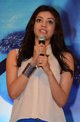 Kajal Agarwal Latest Stills at Baadshah Success Meet