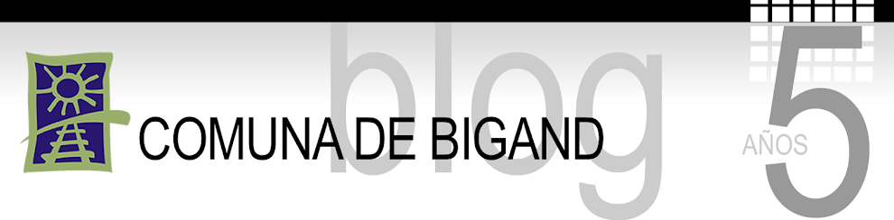 el blog de la Comuna de Bigand