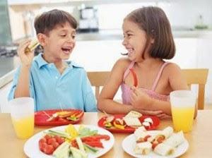 Makanan Yang Bisa Tingkatkan Kecerdasan Otak Anak