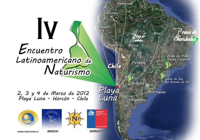 """... Naturista """"Playa Luna"""", comunidade de Puchuncaví, na Região de Val"""