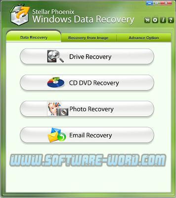 Stellar Phoenix: Windows Data Recovery Professional 6.0 Full Version - Screenshot