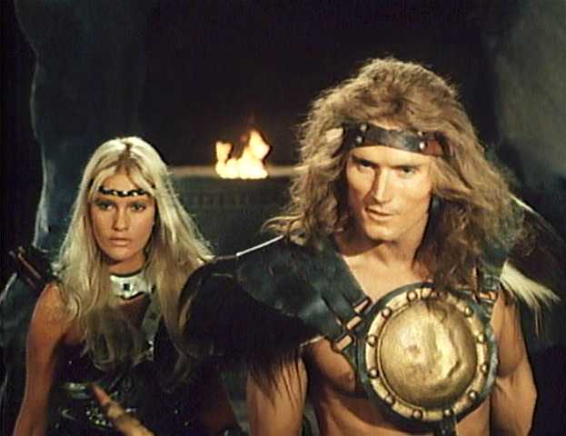 Ator, The Fighting Eagle, or, Conan The PG Barbarian.