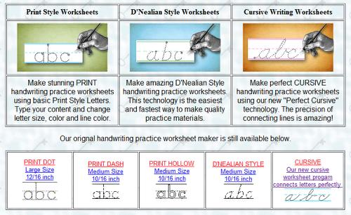 Amazing Handwriting Worksheet Maker Sharebrowse – Tracing Worksheet Generator