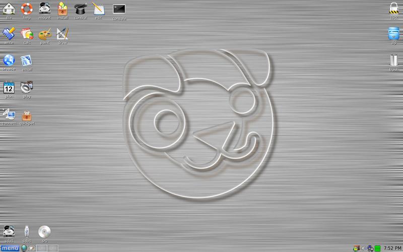 Lucid Puppy, aplicativos portáveis, bootável, aplicativo portátil, rodar sistema operacional na RAM, recuperação de disco, sem HD, HD em branco