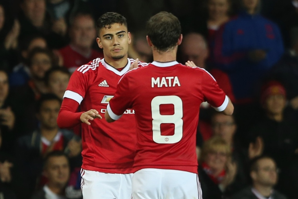 Neat and tidy: Pereira has shown flashes of talent
