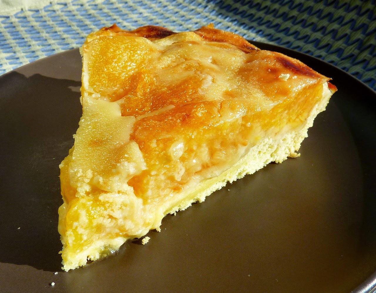 Kuchen de Ciruela sin gluten y sin lácteos