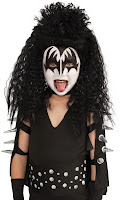 KISS - Demon Wig (Child)