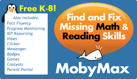 Moby max reading levels butik work