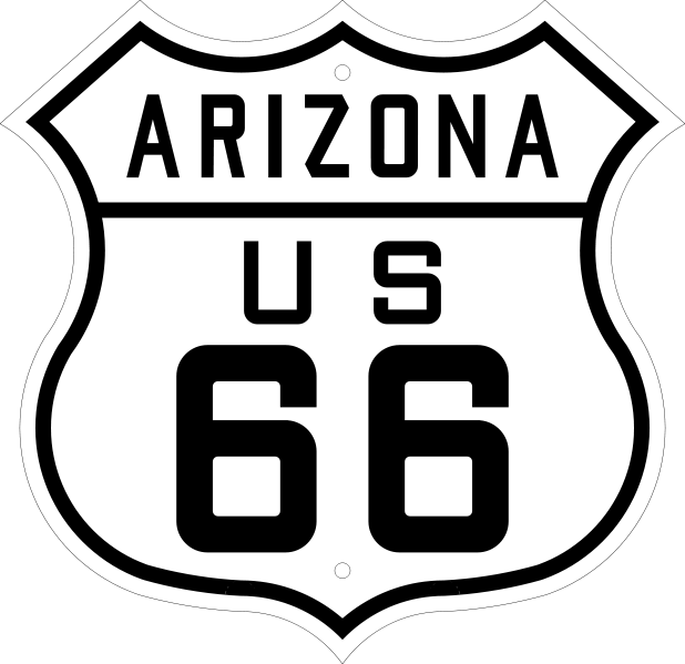 Route 66 on How Many Miles To Ft 1