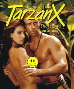 Shame of Jane 1994 movie, Tarzan-X: Shame of Jane 1994, Tarzan-X