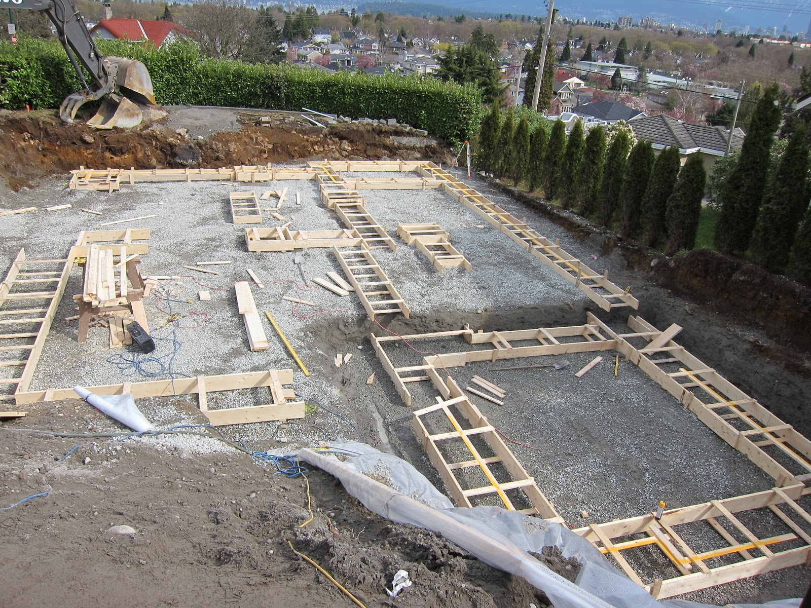 Ronse Massey Developments How To Build House Foundation