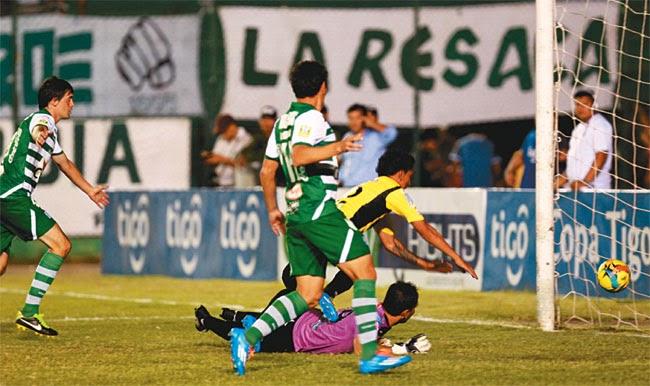 Oriente Petrolero - Federico Martínez - Gualberto Mojica - DaleOoo.com web del Club Oriente Petrolero